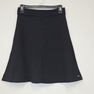 Athleta black skirt size XS